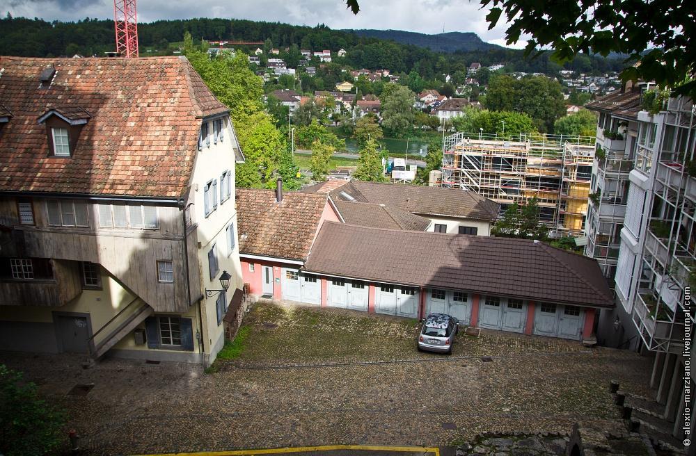 aarau23 Арау: где живут обычные швейцарцы