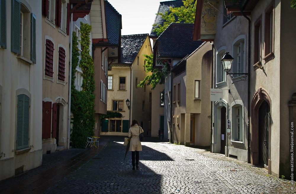 aarau24 Арау: где живут обычные швейцарцы