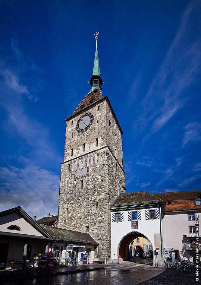 aarau29 Арау: где живут обычные швейцарцы
