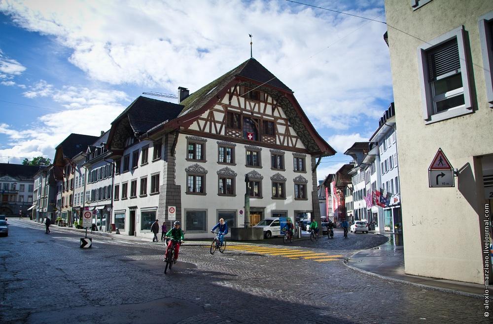 aarau31 Арау: где живут обычные швейцарцы
