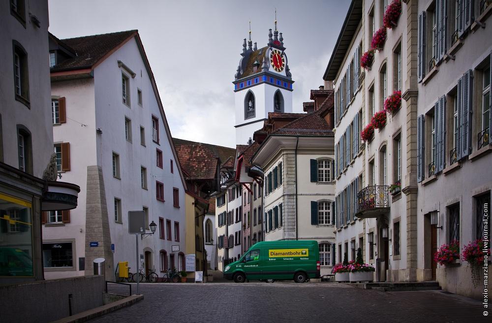 aarau36 Арау: где живут обычные швейцарцы
