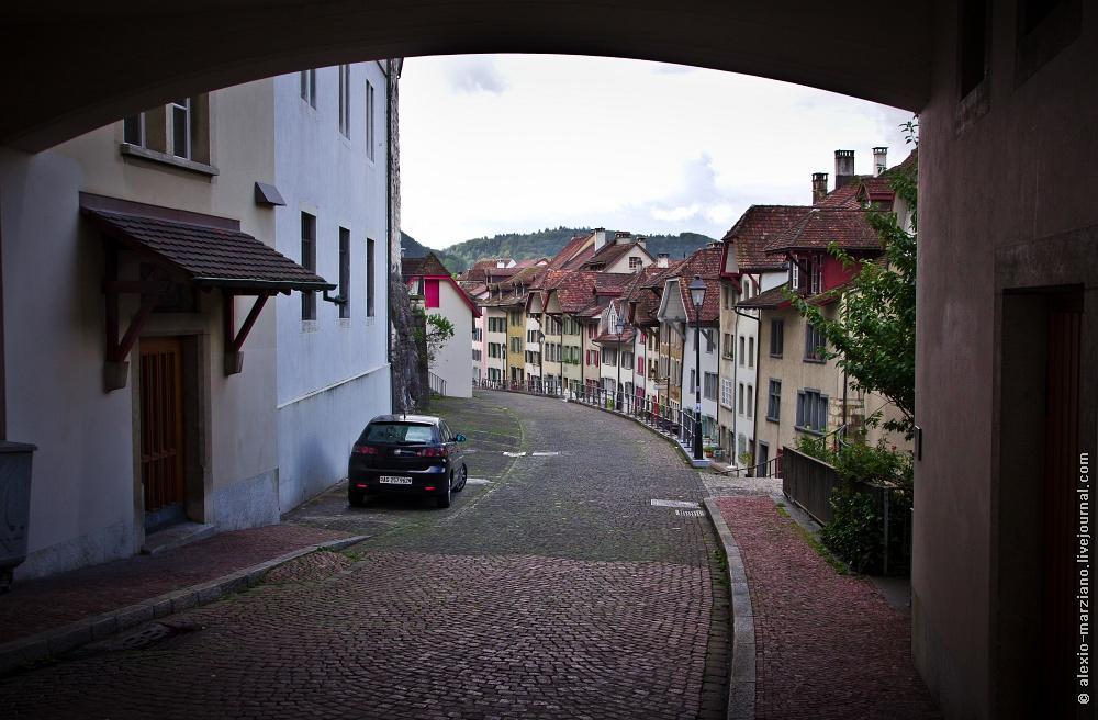 aarau37 Арау: где живут обычные швейцарцы