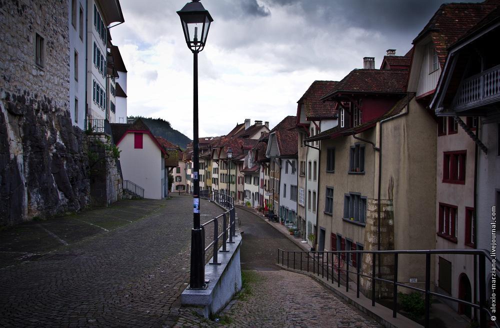 aarau38 Арау: где живут обычные швейцарцы
