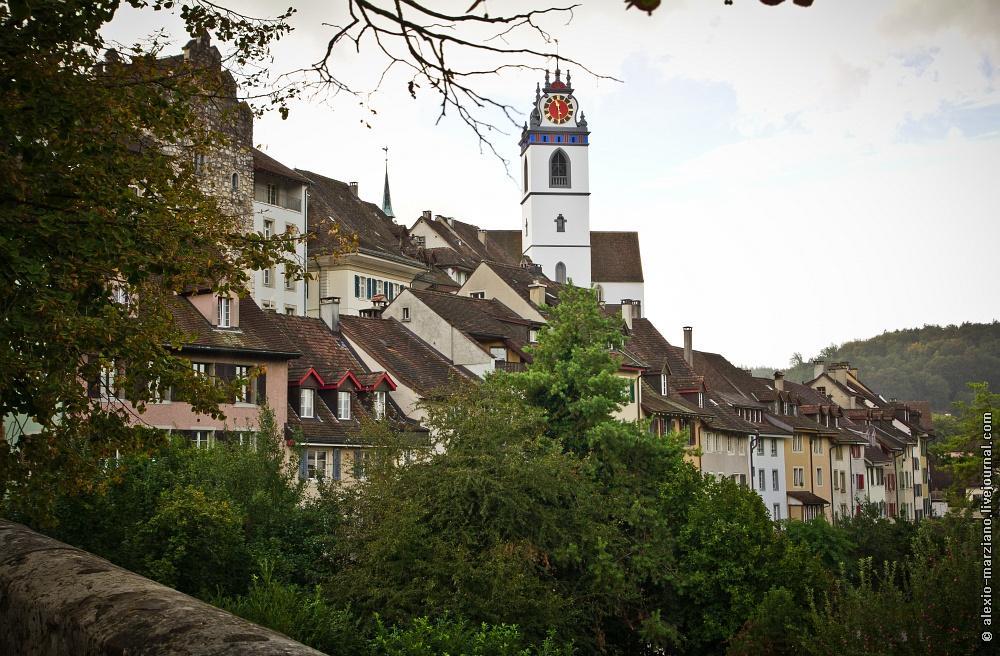 aarau39 Арау: где живут обычные швейцарцы