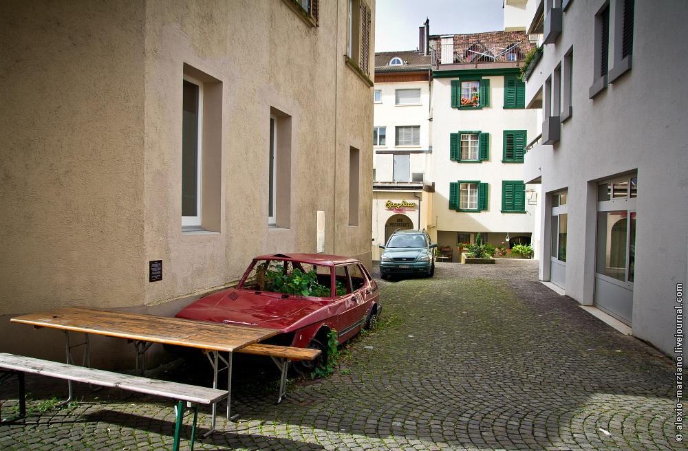 aarau41 Арау: где живут обычные швейцарцы