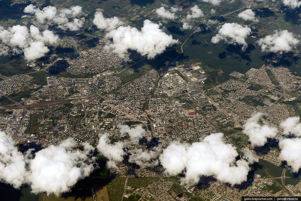 aerophoto09 Фотографии из окна самолёта 2013