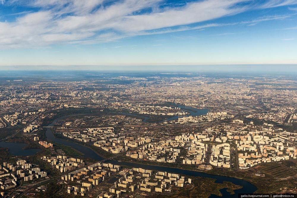 aerophoto16 Фотографии из окна самолёта 2013