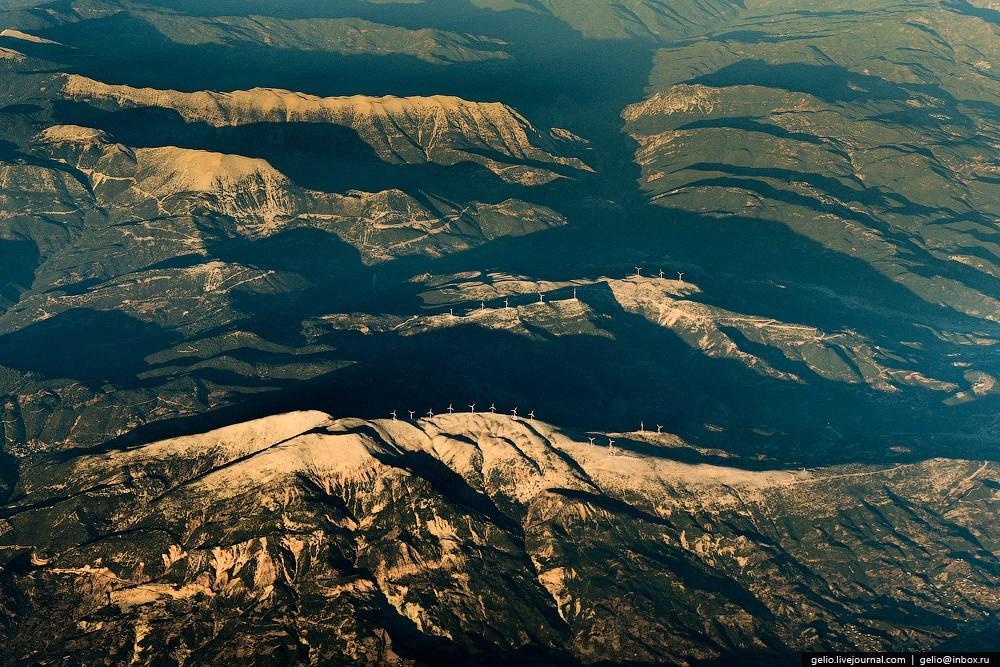 aerophoto26 Фотографии из окна самолёта 2013