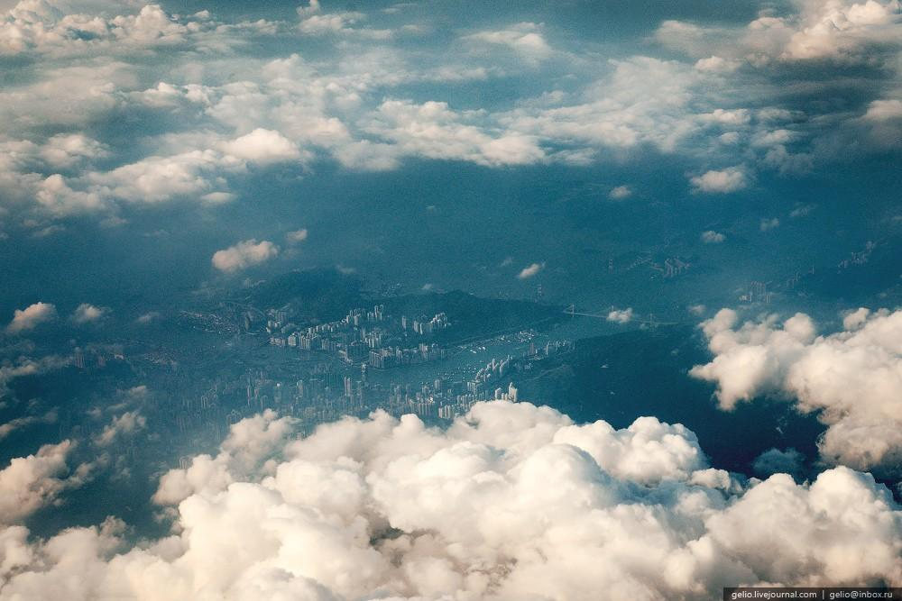 aerophoto43 Фотографии из окна самолёта 2013