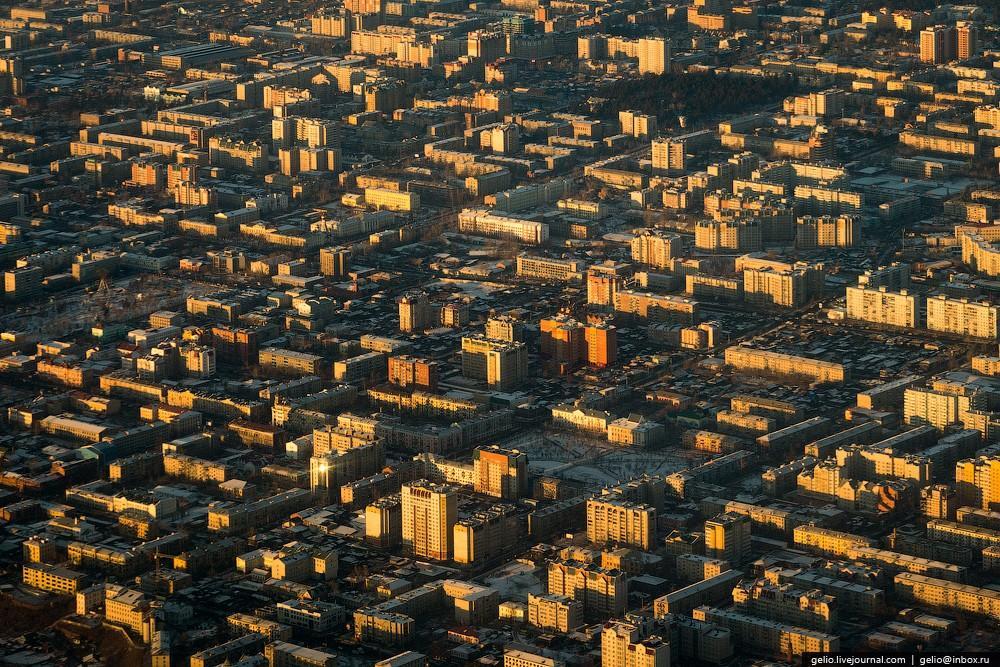 aerophoto55 Фотографии из окна самолёта 2013