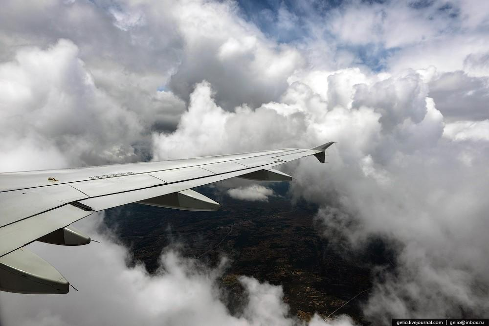 aerophoto58 Фотографии из окна самолёта 2013