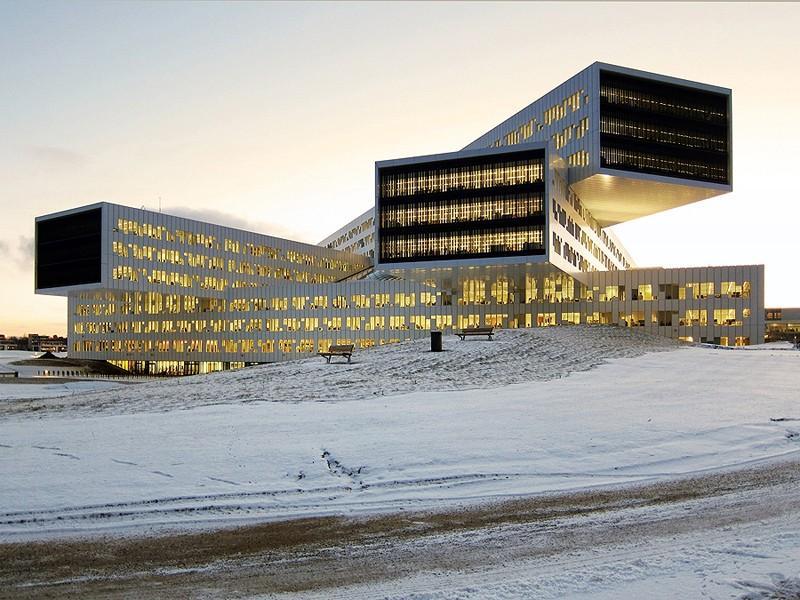 architecture08 20 лучших новых зданий планеты