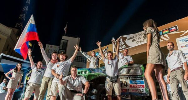 Дакар 2014. Финал гонки и подиум