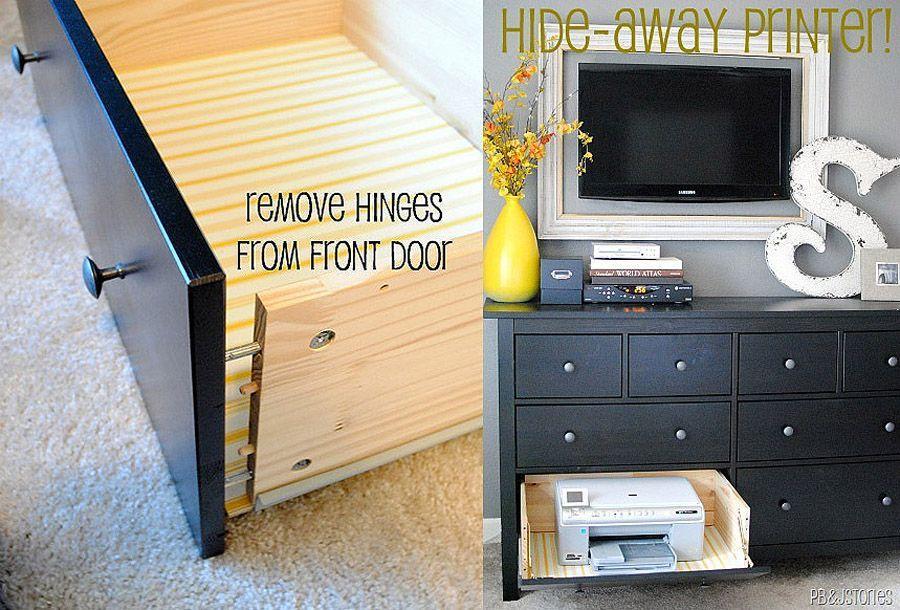 hideeverything13 Как спрятать вещи, которые мозолят глаза в доме