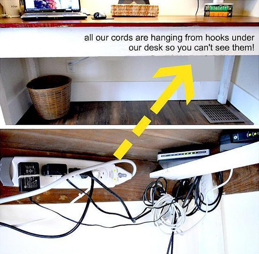 hideeverything35 Как спрятать вещи, которые мозолят глаза в доме