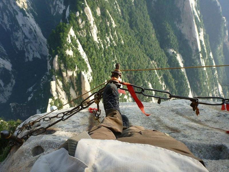 hikingtrail10 800x600 Самая опасная пешая тропа в мире