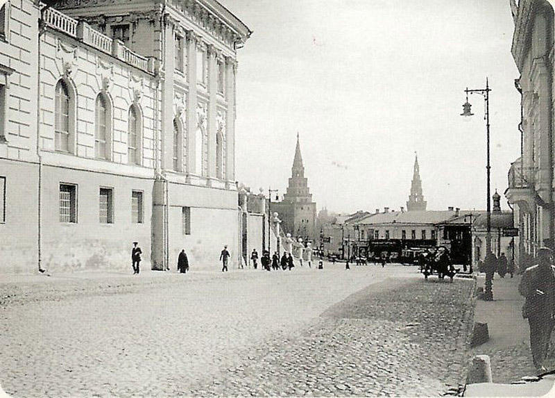 mskofpast05 20 завораживающих фото Москвы начала прошлого века