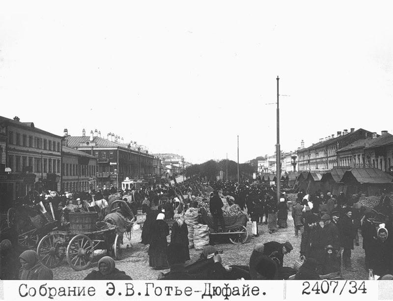 mskofpast09 20 завораживающих фото Москвы начала прошлого века