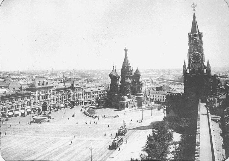 mskofpast19 20 завораживающих фото Москвы начала прошлого века