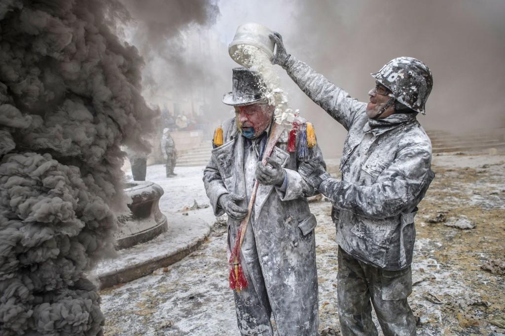 newsny03 Новости в фотографиях: на стыке 2013 и 2014