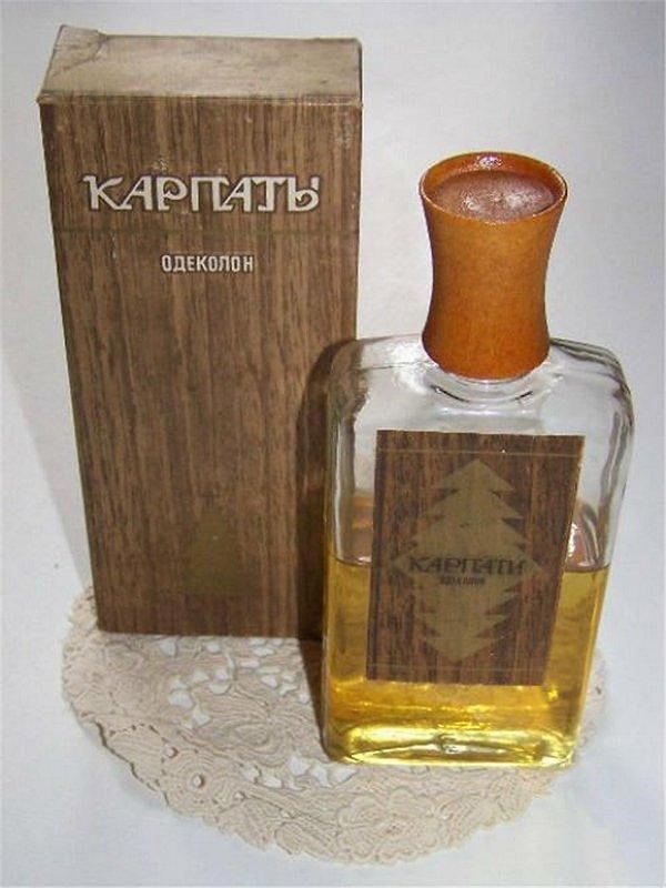 parfyum01 Чем душились в СССР