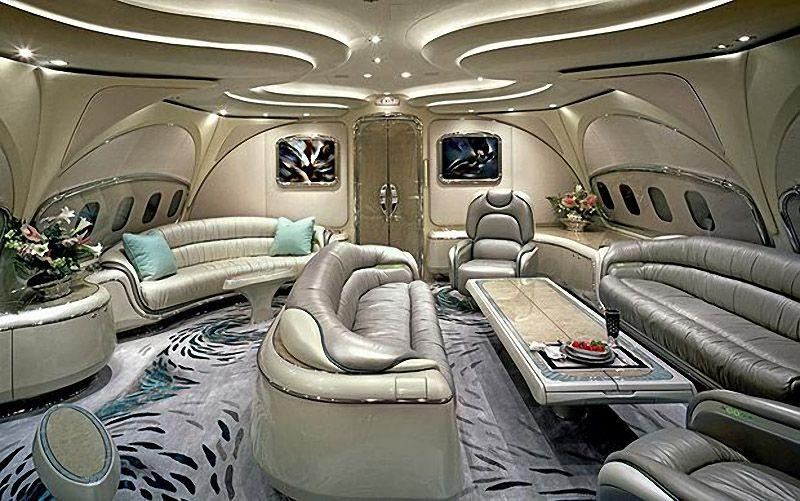 privatejets03 Как и на чемлетают «сильные мира сего»