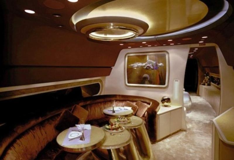 privatejets05 Как и на чемлетают «сильные мира сего»