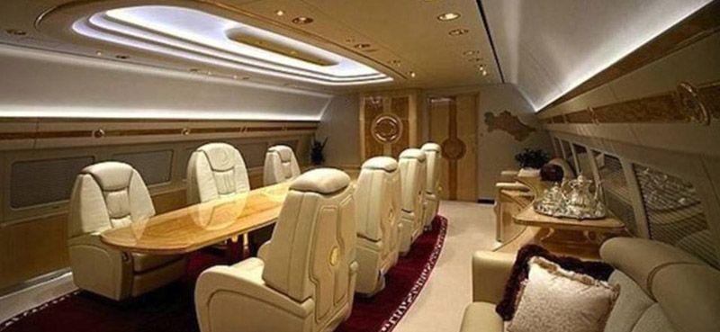 privatejets07 Как и на чемлетают «сильные мира сего»