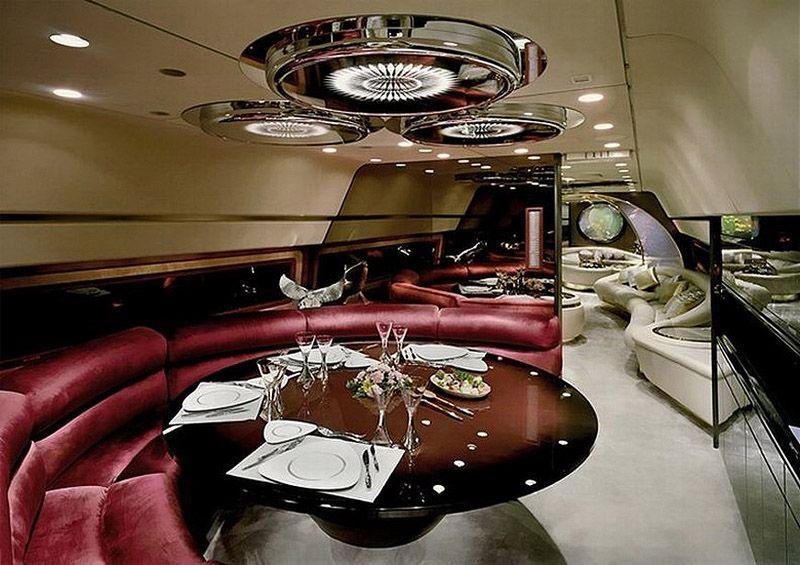 privatejets09 Как и на чемлетают «сильные мира сего»