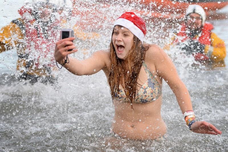 s n20 59883841 800x532 Салюты, пляжи и шампанское   как в мире встретили новый 2014 й год