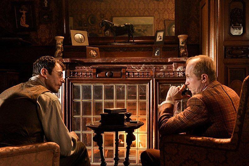 sherlockholmes108 Эволюция образов персонажей из новых экранизаций «Шерлока Холмса»