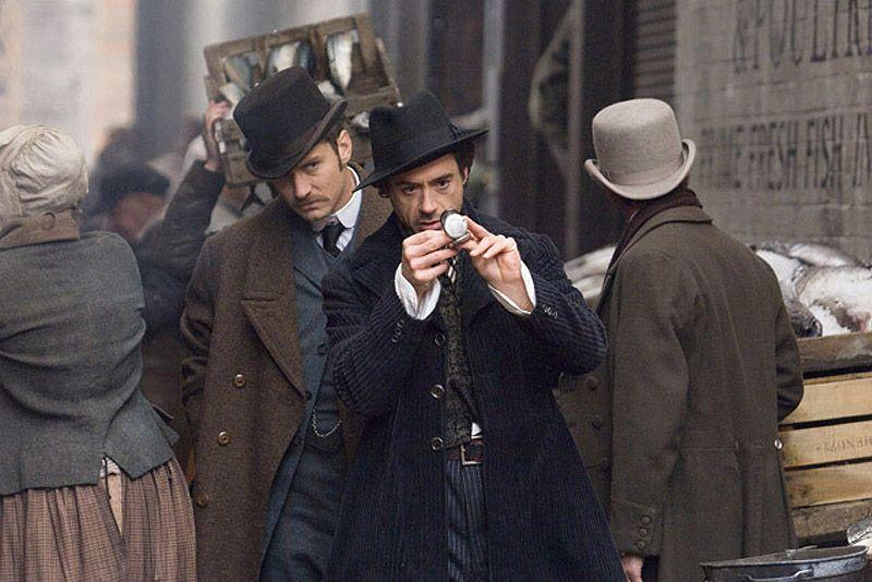 sherlockholmes64 Эволюция образов персонажей из новых экранизаций «Шерлока Холмса»