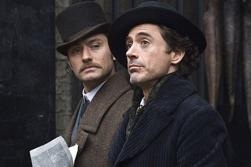 sherlockholmes65 Эволюция образов персонажей из новых экранизаций «Шерлока Холмса»