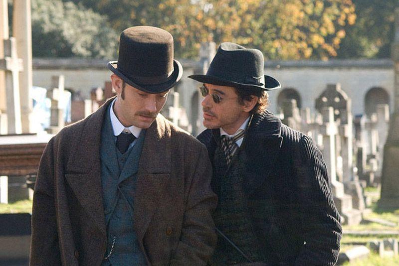 sherlockholmes73 Эволюция образов персонажей из новых экранизаций «Шерлока Холмса»
