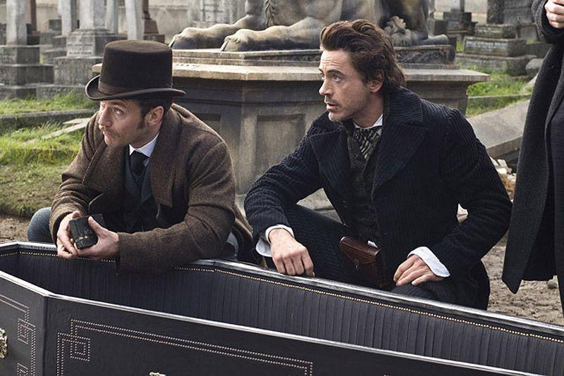 sherlockholmes74 Эволюция образов персонажей из новых экранизаций «Шерлока Холмса»