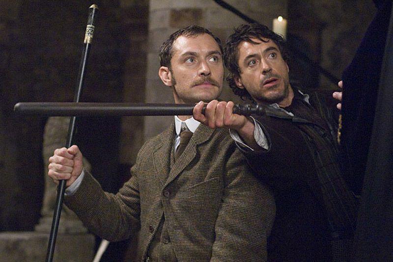 sherlockholmes76 Эволюция образов персонажей из новых экранизаций «Шерлока Холмса»