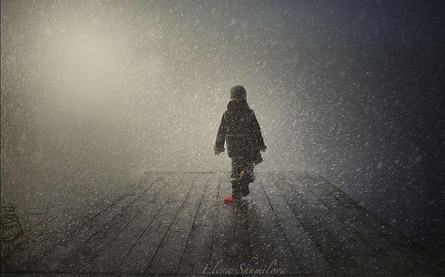 shumilova03 Лучший фотопроект января: удивительные портреты детей, сделанные их мамой