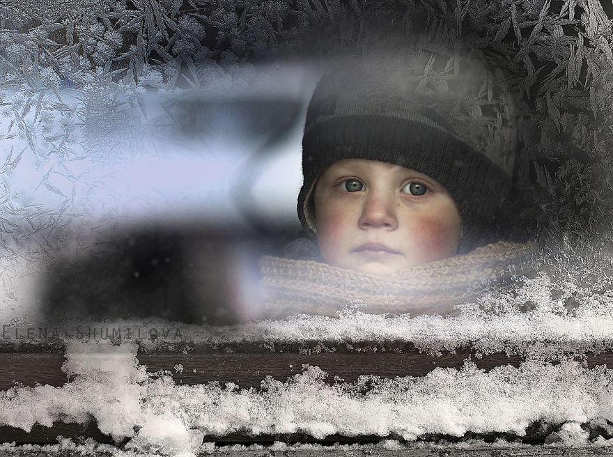 shumilova05 Лучший фотопроект января: удивительные портреты детей, сделанные их мамой