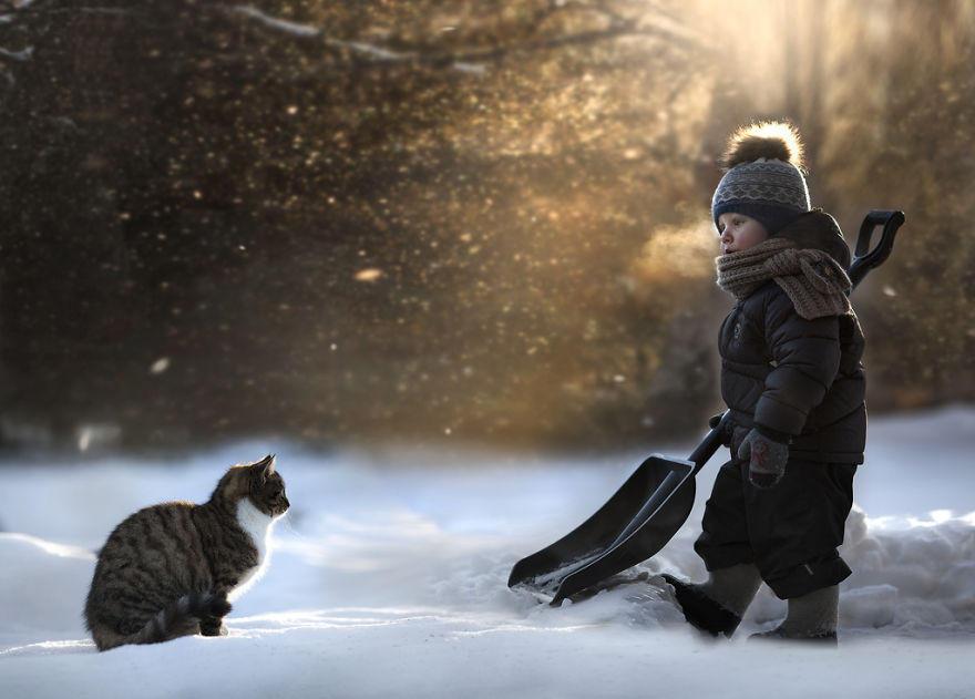 shumilova06 Лучший фотопроект января: удивительные портреты детей, сделанные их мамой