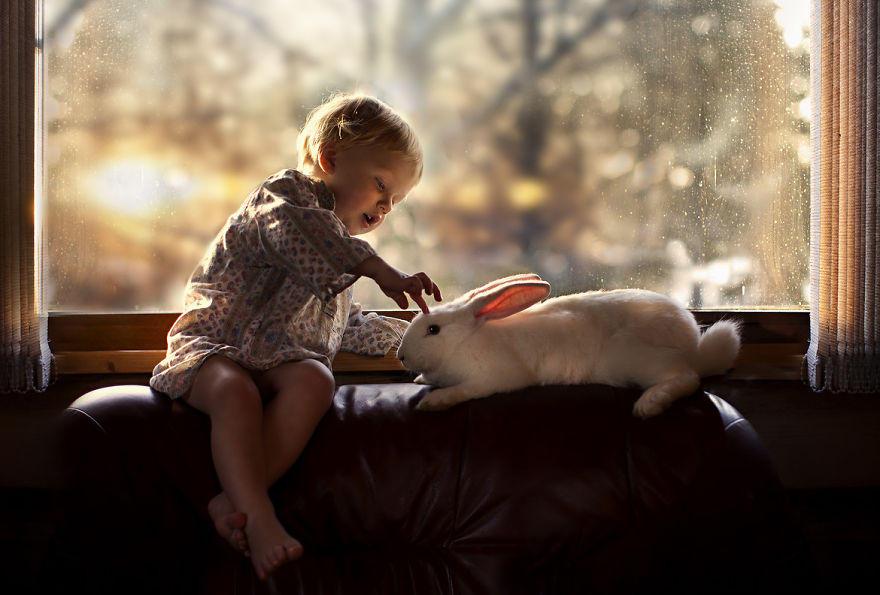 shumilova11 Лучший фотопроект января: удивительные портреты детей, сделанные их мамой