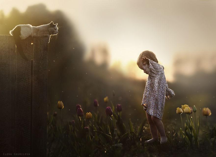 shumilova13 Лучший фотопроект января: удивительные портреты детей, сделанные их мамой