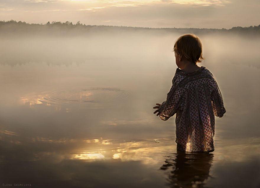 shumilova14 Лучший фотопроект января: удивительные портреты детей, сделанные их мамой