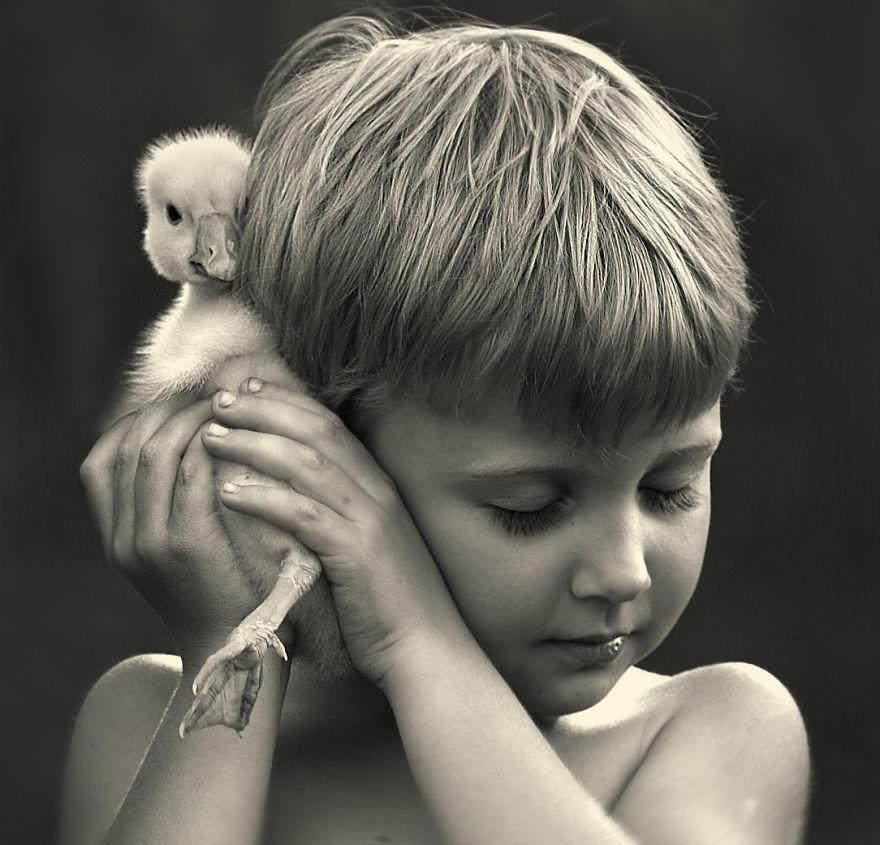 shumilova15 Лучший фотопроект января: удивительные портреты детей, сделанные их мамой