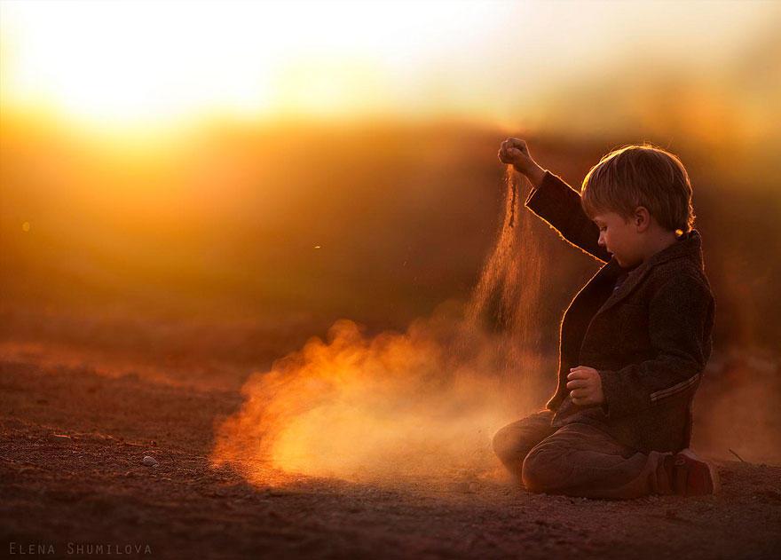 shumilova16 Лучший фотопроект января: удивительные портреты детей, сделанные их мамой