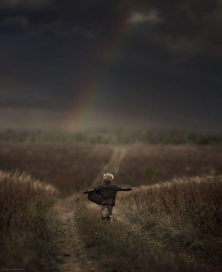 shumilova18 Лучший фотопроект января: удивительные портреты детей, сделанные их мамой
