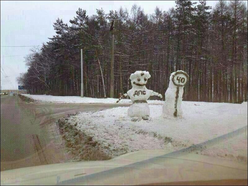 이러한 다른 눈사람 snowmen02
