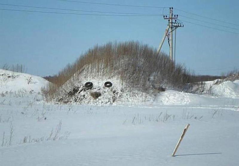 이러한 다른 눈사람 snowmen04
