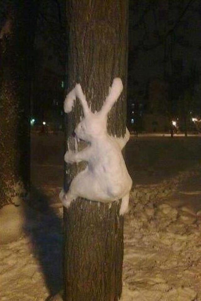 이러한 다른 눈사람 snowmen05