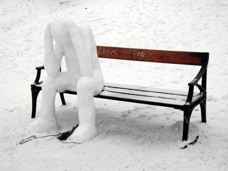 이러한 다른 눈사람 snowmen06