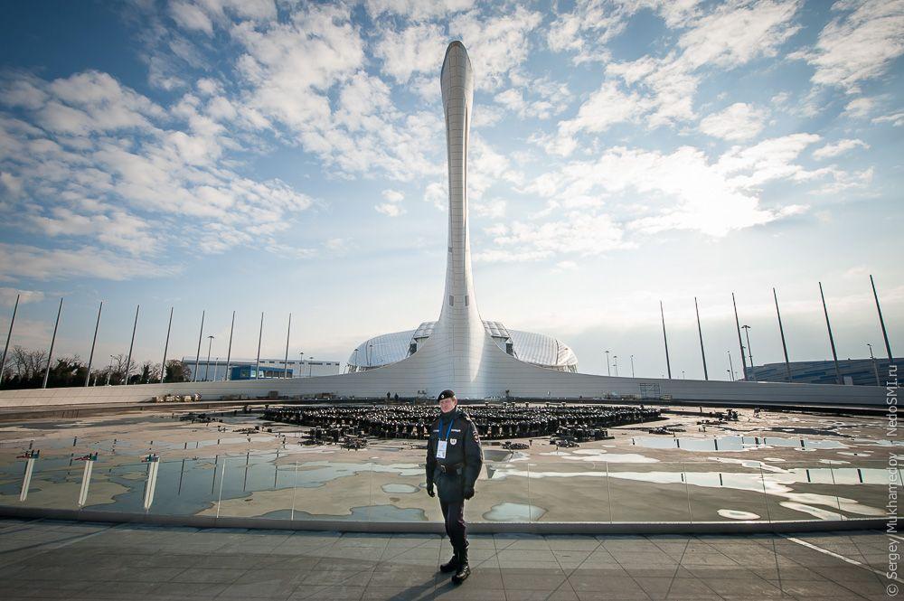 sochi38 Как выглядят Олимпийские объекты с воздуха